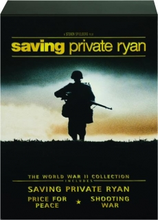 THE WORLD WAR II COLLECTION: Saving Private Ryan / Price for Peace / Shooting War