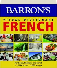 FRENCH: Barron's Visual Dictionary