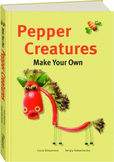 PEPPER CREATURES: Make Your Own
