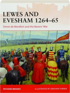 LEWES AND EVESHAM 1264-65: Campaign 285