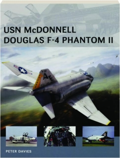 USN MCDONNELL DOUGLAS F-4 PHANTOM II: Air Vanguard 22