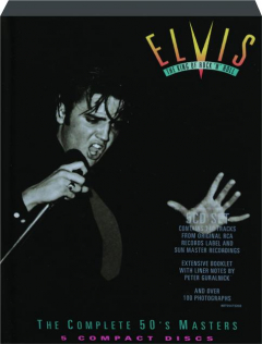 ELVIS: The King of Rock 'n' Roll--The Complete 50s Masters