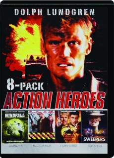 ACTION HEROES 8-PACK