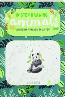 ANIMALS: 10-Step Drawing