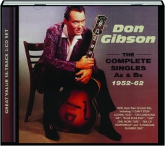 DON GIBSON: The Complete Singles As & Bs 1952-62