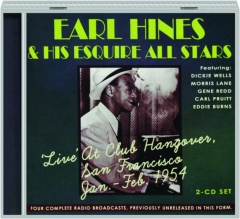 EARL HINES & HIS ESQUIRE ALL STARS
