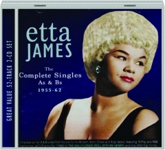 ETTA JAMES: The Complete Singles As & Bs 1955-62