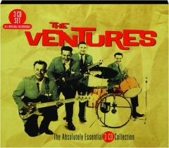 THE VENTURES: The Absolutely Essential 3 CD Collection