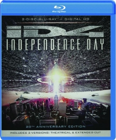 INDEPENDENCE DAY: 20th Anniversary Edition
