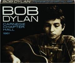 BOB DYLAN: Carnegie Chapter Hall 1961