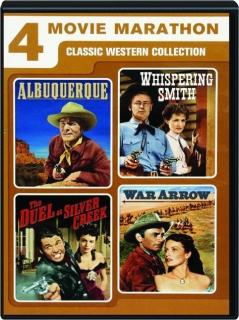 CLASSIC WESTERN COLLECTION: 4 Movie Marathon
