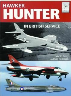 HAWKER HUNTER IN BRITISH SERVICE: FlightCraft 16