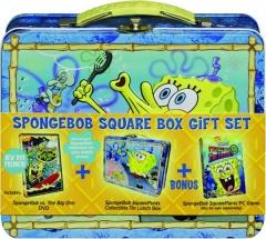 SPONGEBOB SQUARE BOX GIFT SET