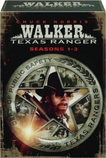 WALKER, TEXAS RANGER: Seasons 1-3