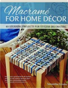 MACRAME FOR HOME DECOR