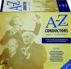 A-Z OF CONDUCTORS