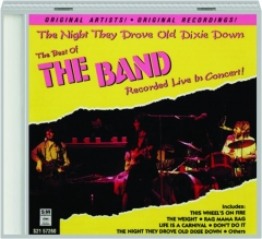 THE BAND: The Night They Drove Old Dixie Down