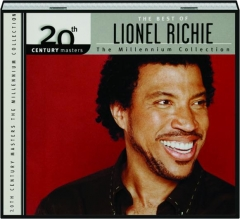 THE BEST OF LIONEL RICHIE: The Millennium Collection