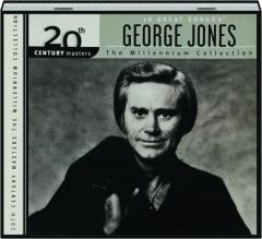 GEORGE JONES: The Millennium Collection