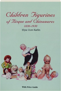 CHILDREN FIGURINES OF BISQUE AND CHINAWARES, 1850-1950