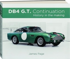 DB4 G.T. CONTINUATION: History in the Making