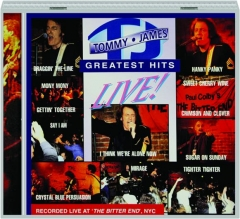 TOMMY JAMES: Greatest Hits Live!