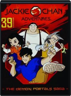 JACKIE CHAN ADVENTURES: 39 Episodes