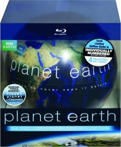 PLANET EARTH: Six-Disc Limited Collector's Edition