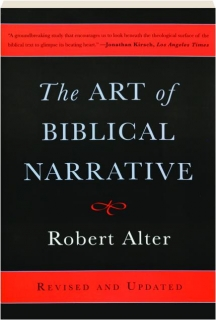 THE ART OF BIBLICAL NARRATIVE, REVISED