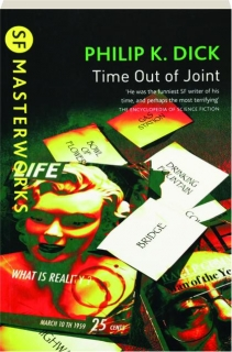 TIME OUT OF JOINT: SF Masterworks