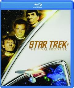 <I>STAR TREK</I> V: The Final Frontier
