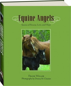 EQUINE ANGELS: Stories of Rescue, Love, and Hope