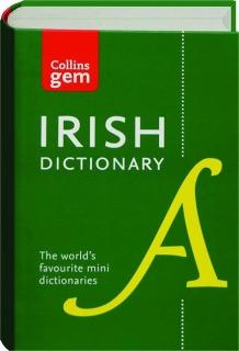 COLLINS GEM IRISH DICTIONARY