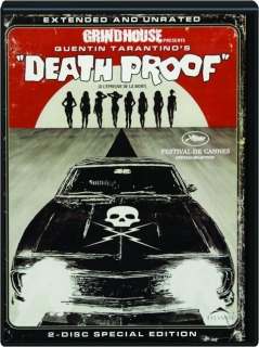 DEATH PROOF: 2-Disc Special Edition