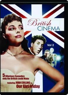 BRITISH CINEMA, VOL. 2