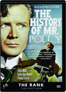 THE HISTORY OF MR. POLLY: The Rank Collection
