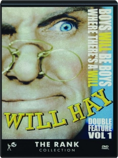 WILL HAY DOUBLE FEATURE, VOL. 1: The Rank Collection