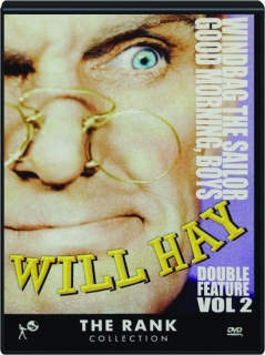 WILL HAY DOUBLE FEATURE, VOL. 2: The Rank Collection