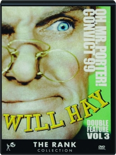 WILL HAY DOUBLE FEATURE, VOL. 3: The Rank Collection