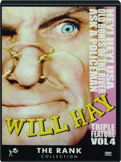 WILL HAY TRIPLE FEATURE, VOL. 4: The Rank Collection
