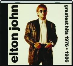 ELTON JOHN: Greatest Hits 1976-1986
