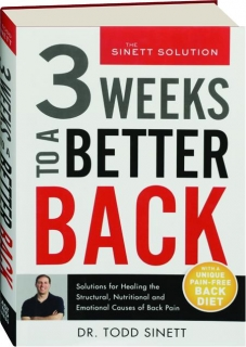 3 WEEKS TO A BETTER BACK