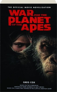 War for the planet of the apes book