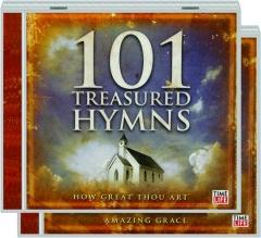 101 TREASURED HYMNS: How Great Thou Art / Amazing Grace