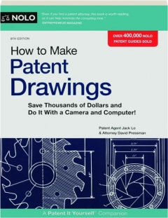 HOW TO MAKE PATENT DRAWINGS, 8TH EDITION