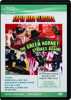THE GREEN HORNET STRIKES AGAIN! Super Hero Classics