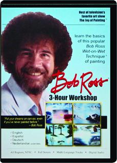 BOB ROSS 3-HOUR WORKSHOP