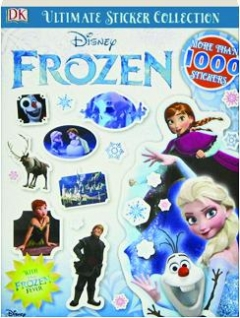 DISNEY <I>FROZEN</I> ULTIMATE STICKER COLLECTION