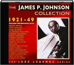 THE JAMES P. JOHNSON COLLECTION, 1921-49