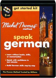 SPEAK GERMAN: Get Started Kit